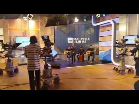 Ashralhassan live on Mhi tv3 Promo Saling merindu