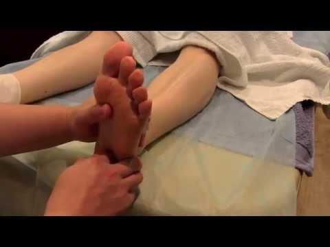 Как проводится точечный китайский массаж стоп --- красота, здоровье и долголетие