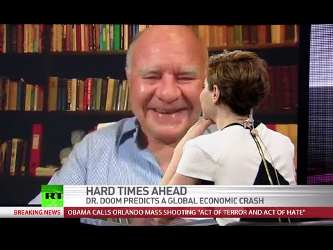 US economy is like Botox, looks fine only on the outside - world-famous investor Marc Faber