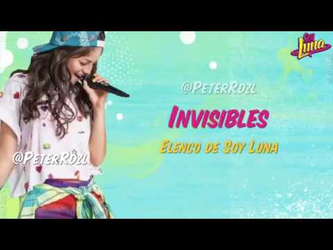 Invisibles - Com letra - Sou Luna