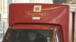 Royal Mail'in Geliri Ikinci çeyrekte Sabit Kaldı