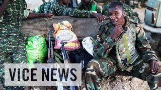Vice On al Shabaab-6:58 Buried To Breasts & Stoned