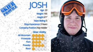 Josh's Review-Atomic Blackeye ARC Skis 2016-Skis.com