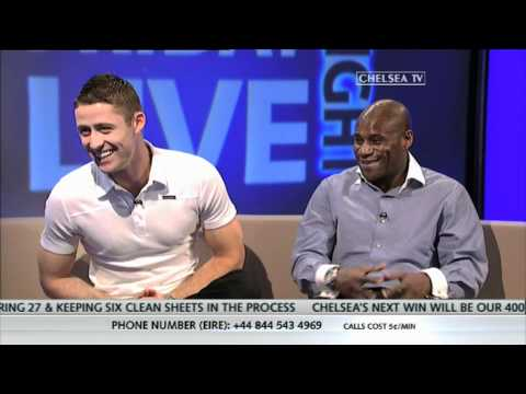 Chelsea FC - Friday Night Live with Gary Cahill: Part 2