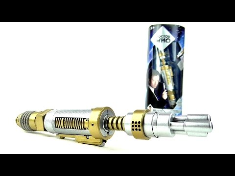 DOCTOR WHO Laser Screwdriver International Re-Release Toy Review | Votesaxon07