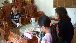 Mẹ Ghẻ Con Chồng Phần 15 - Mẹ Ơi! Con Cũng Muốn Có Ba Lô Mới và Hộp Bút Nữa - MN Toys Family Vlogs