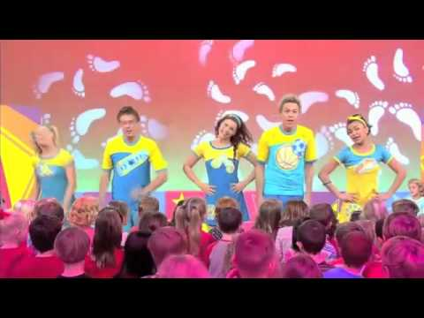 Hi-5 - Stand Up Tall On Tippy Toes (growing) 2010 Series 12 - Youtube.flv video