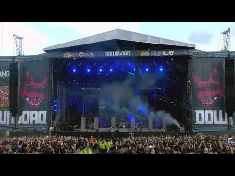 Avenged Sevenfold - Nightmare - Live Download Festival 2011 - Legendado PTBR 720p HD