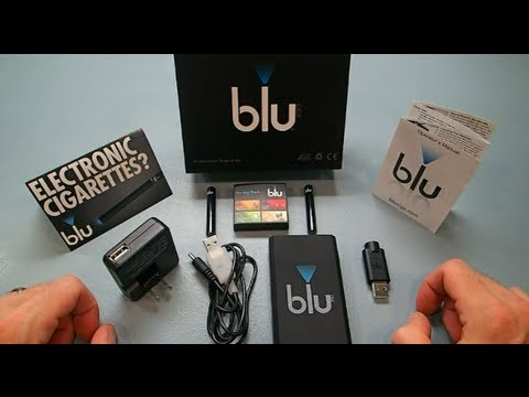 Original Blu Cig Starter Kit Review