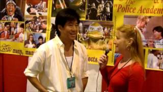 Motor City Comic Con '13: Brian Tochi