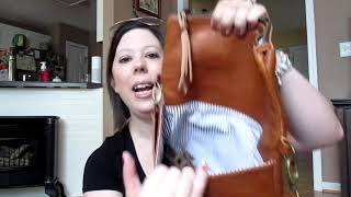 New Handbag!!! Buffalo Jackson Trading Co.