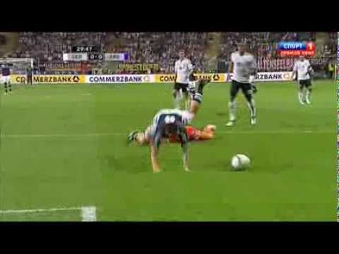 Безумный пенальти Месси в матче Германия Аргентина 0:0