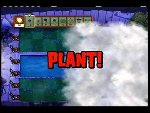 Me Play Plants Vs Zombies Part 23 Clover to Blover