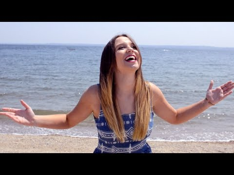 Sara Bareilles - Brave (Official Music Video Cover by Ali Brustofski)