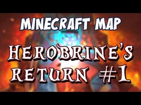 Herobrine's Return w/ SoTotallyToby (Part 1)