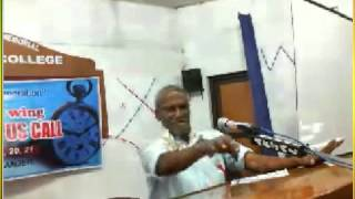 Manjeri SKSSF National Campus Call C Hamza Sahib 20 -12 - 2014