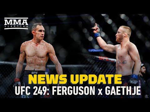 UFC 249: Tony Ferguson vs. Justin Gaethje Main Event Reaction - MMA Fighting