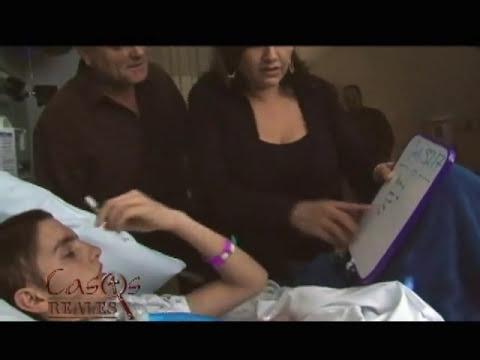 Casos Reales: Joshua Hughes - 2/2 (Milagro luego de un gran accidente y 40 días en coma)