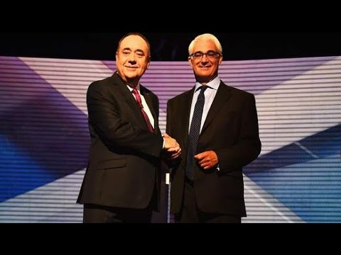 Scotland 'Would Have To Join Euro'