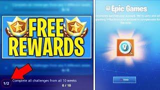 All Clip Of New Level 100 Rewards In Fortnite Bhclip Com