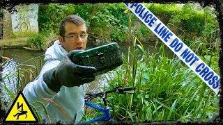 Dumping Ground FOUND! - Magnet Fishing UK