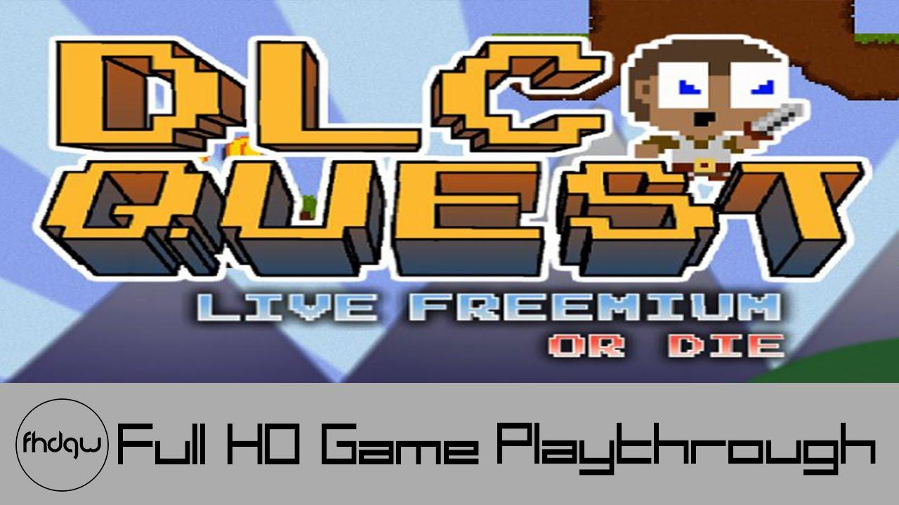 DLC Quest - FAQ/Walkthrough - PC - By RedIsPoetic - GameFAQs