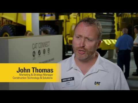 Caterpillar at CONEXPO 2014 | Cat® Connect Technologies