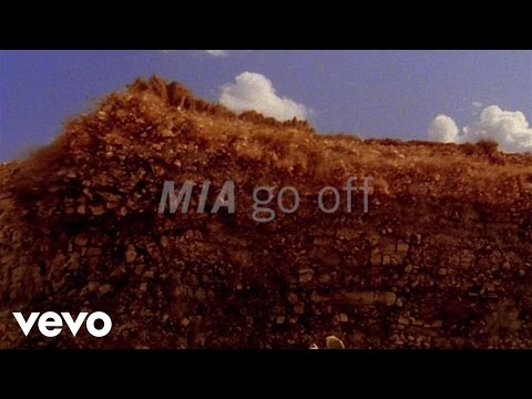 M.I.A. Go Off new videos