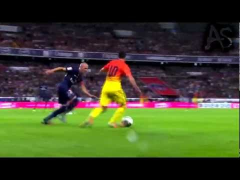 LIONEL MESSI - GENIUS OF FOOTBALL | 2011/13 | by AS