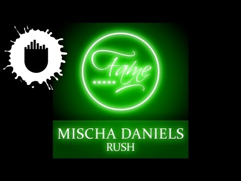 Mischa Daniels - Rush (Cover Art)