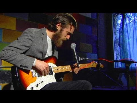 Keaton Henson - 10am, Gare du Nord (Amoeba Green Room Session)