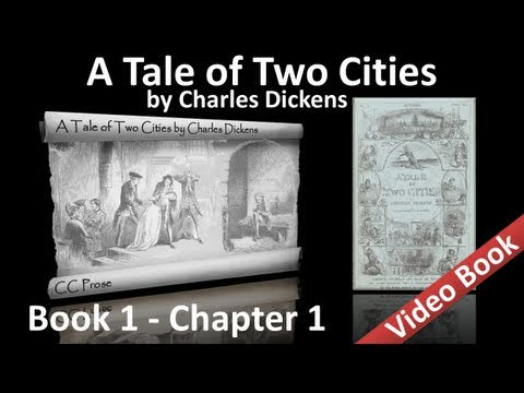 A Tale of Two Cities by Charles Dickens - Book 01 - Chapter 01 - The Period