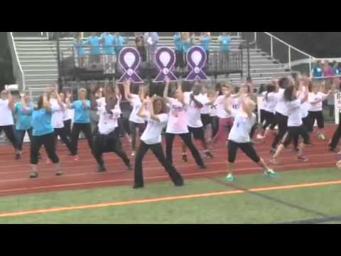 Relay for Life (Cheshire High school 2014)