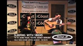 Sleeping With Sirens - If I'm James Dean, You're Audrey Hepburn