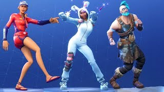Fortnite All Dances Season 1-5 Updated to Twist