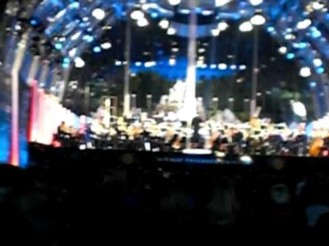 Vienna Philharmonic Orchestra performing Imperial March from Star Wars