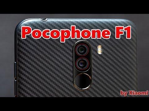 Pocophone F1 новый ХИТ 2018 года от Xiaomi за 300$