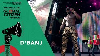 "D'banj Performs ""Oliver Twist"" 