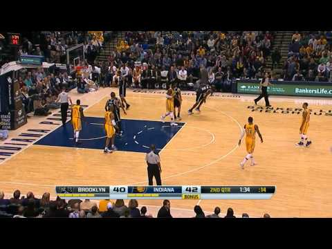 Lance Stephenson Dunks Lance Born Ready Stephenson