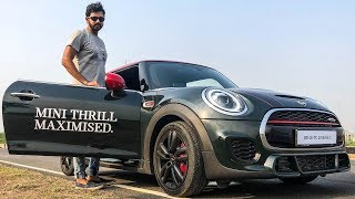 MINI John Cooper Works - 230 BHP Hatchback | Faisal Khan