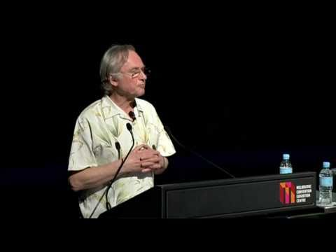 Richard Dawkins - Giving Thanks in a Vacuum