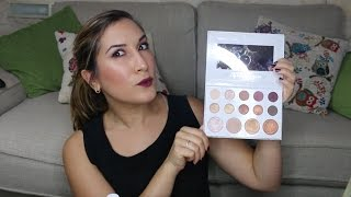 Plummy Fall Makeup Tutorial | Carli Babel Palette