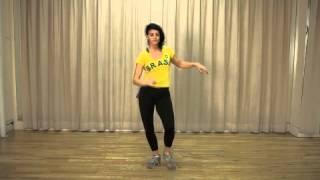 Samba - Basic Step