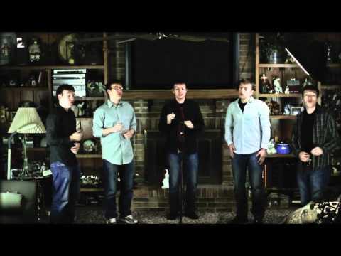 Jason Mraz - I Won't Give Up (A cappella cover)