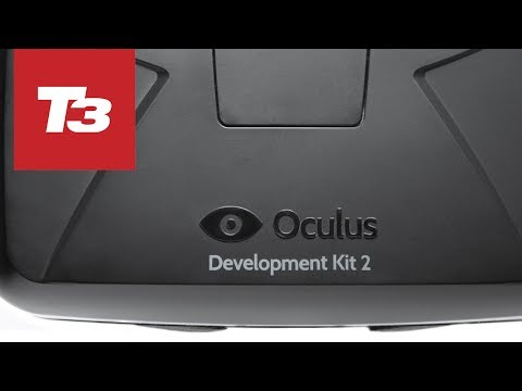 Oculus Rift 2 hands-on review