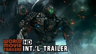 TRANSFORMERS: AGE OF EXTINCTION - Official International Payoff Trailer (2014) HD
