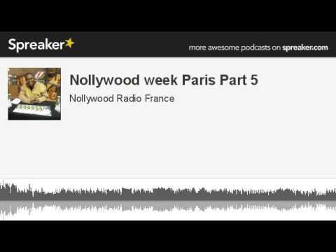 Nollywood week Paris Part 5 (made with Spreaker)