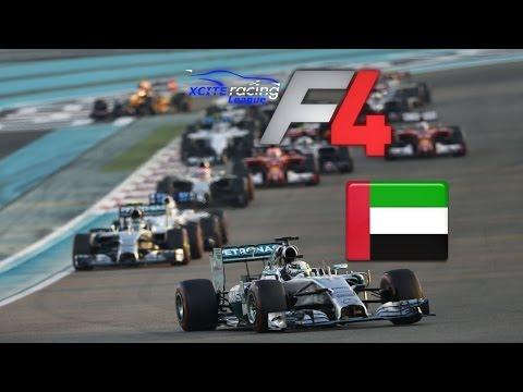 XRL F4 Division - Round 19 - Abu Dhabi - Season 9 - Re-Run