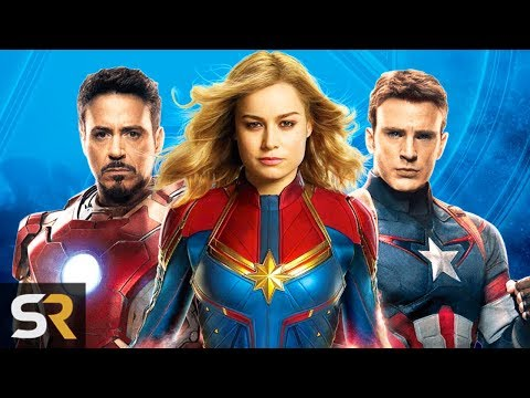 Six Degrees Of Separation: Brie Larson And The Marvel Cinematic Universe