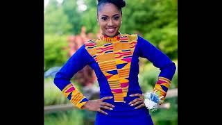 #Classic Trends: Latest 2018 African Print Dresses for Divas